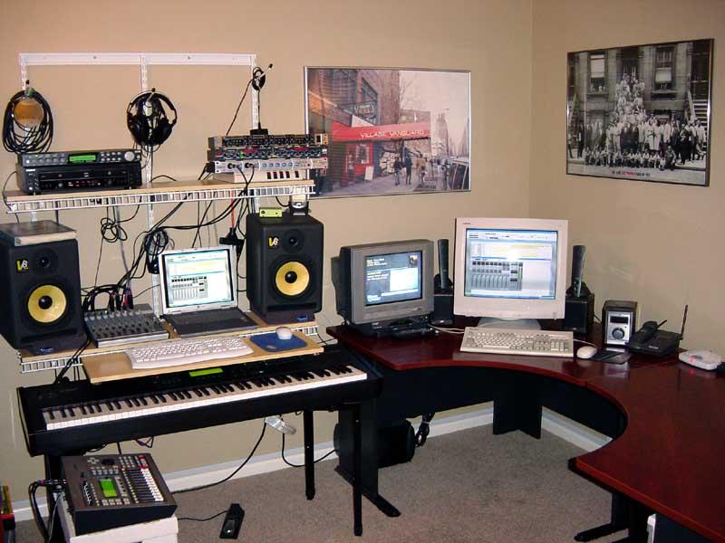 Talmage Music The Groove Cellar Recording Studio